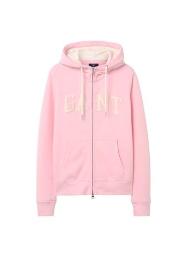 Gant Sweatshirt Pembe